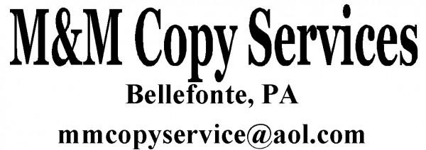 M&M Copy Services